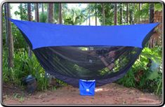 A tent for your hammock!