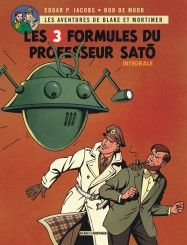 BLAKE & MORTIMER - BD Éditions Dargaud