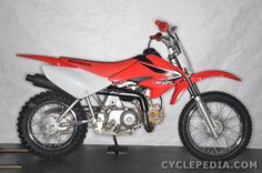 Honda crf70 xr70