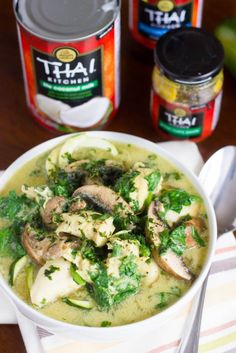 Thai Green Chicken Curry : Kendra's Treats