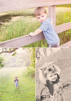 2 Year Old Photo Session Little Boy - Deanne Mroz Photography