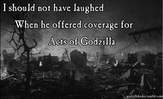 Godzilla & Zombies