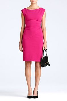 Class DVF, the Jori dress in Gardenia. HOT. And I just bought a carbon copy of it for $35 at H