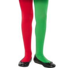 Child Elf Tights - Party City $3.99