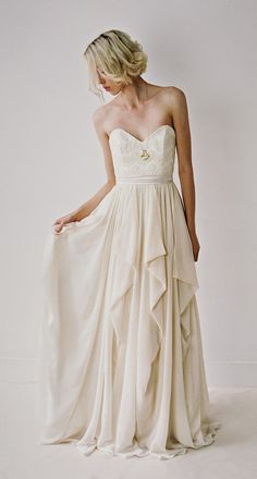 Truvelle 2015 Bridal Collection and Lookbook - Belle the Magazine . The Wedding Blog For The Sophisticated Bride