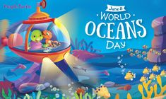 By scientists believe that there will be more plastic in the oceans than fish. We choose the planet. Turtle Book, Purple Turtle, Ocean Day, Oceans Of The World, Pre School, Book Activities, Childrens Books, Princess Peach, Scientists