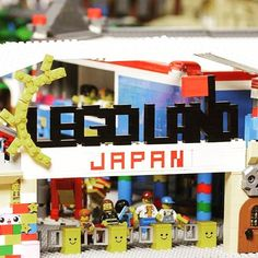 LEGOLAND Nagoya in Japan opens on April 1, 2017! Japan.com #legoland #nagoya #japan #japanlife #japanese #themepark #japantravel #japantour #travelJapan.com