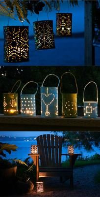 28 Stunning DIY Outdoor Lighting Ideas ( & So Easy! ) 28 inspiring DIY outdoor lighting ideas using solar lights or market string lights to create beautiful patio, porch, & backyard lighting easily! Backyard Lighting, Outdoor Lighting, Outdoor Decor, Lighting Ideas, Porch Lighting, Candle Lighting, Wedding Lighting, Diy Outdoor Party Decorations, Outdoor Pool