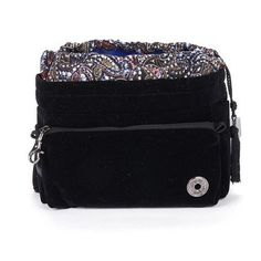 Tintamar VIP Limited Edition Handbag Organiser Liner BLACK VELVET: Amazon.co.uk: Kitchen & Home