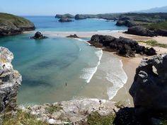 playas del borizo Barro Llanes Asturias