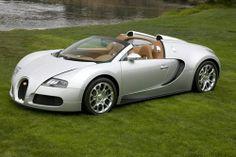 Bugatti Veyron 16.4 Grand Sport Roadster