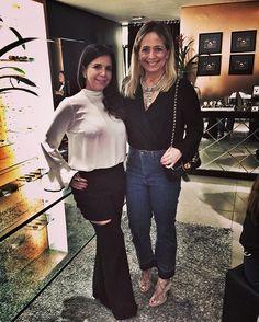 Encontro com as amigas na @lenitanegrao ❤️❤️❤️Foi maravilhoso @marialucianegrao ❤️#andreafialhoi
