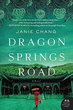 A great history book filled with friendship and heartbreak: Dragon Springs Road by Janie Chang.