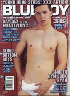 gay boy nude blue vintage men