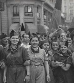 CNT, The Spanish Civil War #Spain #war