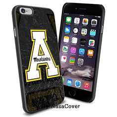 NCAA University sport Appalachian State Mountaineers , Cool iPhone 6 Smartphone Case Cover Collector iPhone TPU Rubber Case Black [By NasaCover] NasaCover http://www.amazon.com/dp/B0140NA0ZW/ref=cm_sw_r_pi_dp_bWv2vb1QHDH28