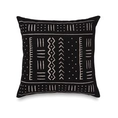 Mudcloth Cushion Cover | Citta Design $59.90