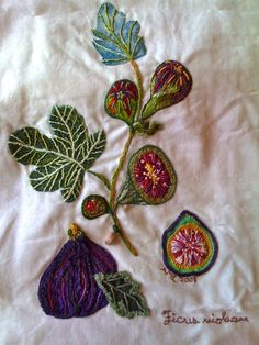 fig creative embroidery
