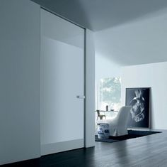 Aura Minimalist and Modern Door Design