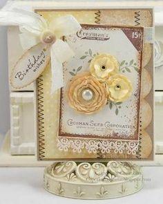 beautiful card by bethany