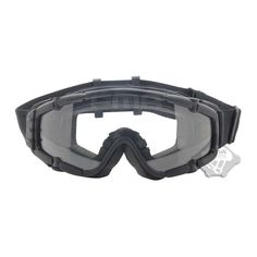 fb3ed19466d FMA Cooler Fan Version Black Outdoor Paintball Airsoft Glasses SI-Ballistic  Goggle Review Airsoft