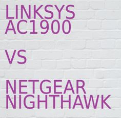 Linksys EA6900 AC1900 vs Netgear Nighthawk R6700 AC1900 WiFi Router. Details at http://wirelesspoi.com/linksys-ea6900-ac1900-vs-netgear-nighthawk-r6700-ac1900/