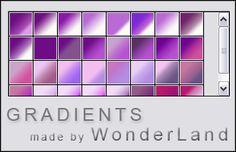 Gradients 002 by Foxxie-Chan on DeviantArt Gradient Color, Photoshop, Deviantart, Artist, Blogging, Colour, Image, Color, Blog