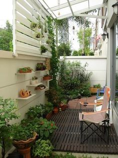 39 Delicate Indoor Garden Design Ideas To Inspire You Everyday - Your garden does not have to be boring inside. I believe many people shy away from an indoor garden is because of their lack of imagination on design. Jardin Vertical Diy, Vertical Garden Wall, Vertical Gardens, Outdoor Spaces, Outdoor Living, Outdoor Decor, Minimalist Garden, Interior Garden, Interior Design