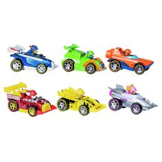 Buy PAW Patrol Die Cast Ready Rescue Racers at Argos. Thousands of products for same day delivery or fast store collection. Paw Patrol Figures, Paw Patrol Toys, Toys Uk, New Toys, Paw Patrol Coloring, Course Automobile, Mickey Mouse Clubhouse Birthday, Christmas Delivery, Lol Dolls