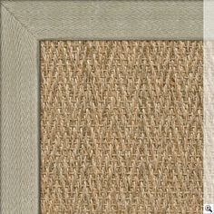 Sisal Herringbone Rug. Border: Linen Herringbone / Beige Sisal Carpet, Rugs On Carpet, Herringbone Rug, Rug Store, Natural Rug, Rugs Online, Colours, Room Ideas, Handmade