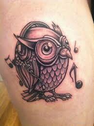 polynesian owl tattoo design - Google Search Wolf Tattoos, Finger Tattoos, Body Art Tattoos, Small Tattoos, Sleeve Tattoos, Tatoos, Bird Tattoos, Simple Owl Tattoo, Black Owl Tattoo