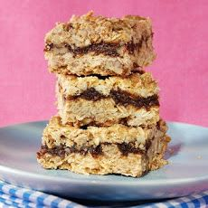 Oatmeal-Raisin Squares