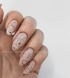 70 Eye-Catching and Fashion Acrylic Nails, Matte Nails, Glitter Nails Design You Should Try in Prom - Nails Tip Acrylic Nail Designs, Nail Art Designs, Acrylic Nails, Nails Design, Coffin Nails, Minimalist Nails, Hair And Nails, My Nails, Matte Nails Glitter