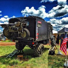 BEAST of an overlanding vehicle | Couchoffroad.com