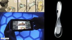 Original Concept, Design Management | Nokia Kinetic Device