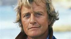 Dutch actor, Rutger Hauer. I'm still a big fan after all these years.  In the 80's, Rutger starred in top films, Blade Runner, Ladyhawke and The Hitcher.  His performance as replicant Roy Batty in Bladerunner is genius.  And no one is scarier than Rutger in The Hitcher. (Sorry, Sean, I like you, but you're not Rutger Hauer. )