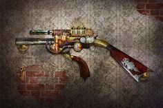 Steampunk For Kids: Steampunk Weaponry
