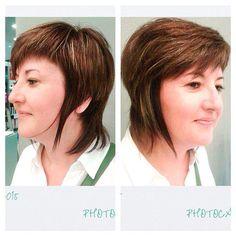 Tienes el pelo corto? Este corte es genial.  #blue01stylist #photocall #peinados #peluquer… http://ift.tt/1fThhrh