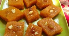 How to Make Indian Sweets Fruit Recipes, Indian Food Recipes, Dessert Recipes, Cooking Recipes, Cooking With Ghee, Orange Food Coloring, Cooking Panda, Indian Sweets, Desert Recipes
