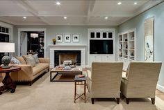 Image result for sherwin williams sea salt living room