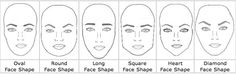 eyebrows by faceshape