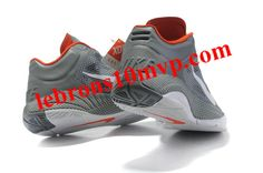 finest selection 42a18 8e85b Nike Zoom Hyperfuse Low 2010 Shoes Cool GreyWhiteOrange