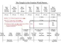 The Temple in Creation Week