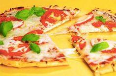 Gluten-Free Margherita Protein Pizza