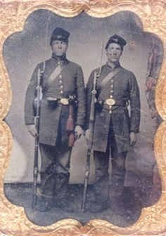 Josiah and William Stanley, Howard County, Indiana. Company D, 39th Indiana Infantry. the 39th served as an infantry regiment until the end of 1863.  They next became mounted infantry. In 1864,  permission had been granted for the regiment to become the 5th Indiana Cavalry. William Stanley was killed in action at Stones River as a member of the 39th Indiana Infantry.