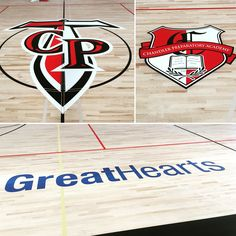 Just got done refinishing this job and looks like new again!!! #ChandlerPreparatoryAcademy #Refinish #ChandlerPrep #Titans #Excalibur #GreatHeartsAcademies #Logos #Refinishing #ArizonaGymFloors #ArizonaHardwoodFloors #HardwoodFlooringPhoenix #GymFloors #BasketballCourts #ArizonaSportFloors www.excaliburhardwoodfloors.com