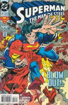Superman: The Man of Steel (DC Comics, 1991) #27