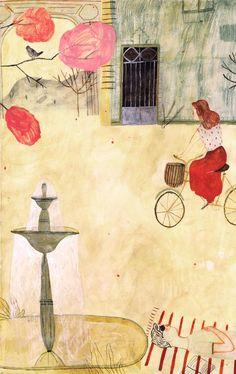 the lonely raincloud - katie harnett http://www.katieharnett.com/The-Lonely-Raincloud