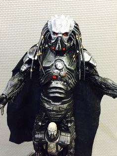 Predator Neca Star Wars Black Series Custom Action Figure ABSOLUTELY AWESOME !! #NECACustom