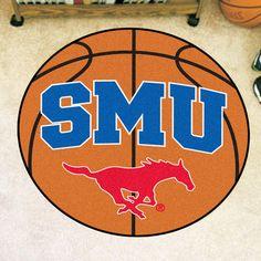 FANMATS NCAA Southern Methodist University Basketball Mat